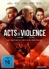 Acts of Violents - Cover