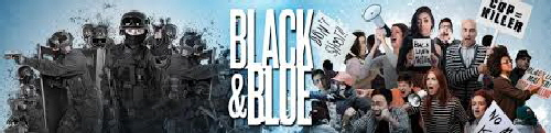 Black and Blue - Banner